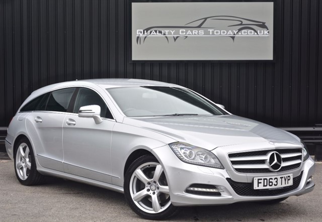used Mercedes CLS CLS250 CDI Shooting Brake Estate *1 Owner + Full MB History* in sheffield