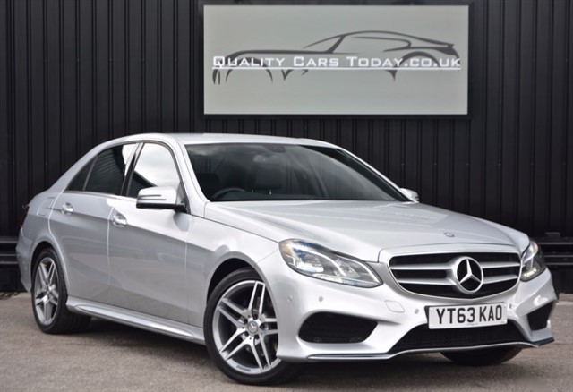 used Mercedes E250 CDI AMG SPORT *Nav + DAB + Full History* in sheffield
