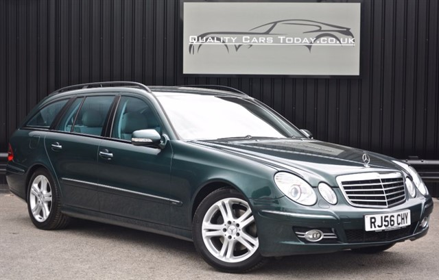 used Mercedes E280 3.0 V6 AVANTGARDE Estate 7 Seats in sheffield