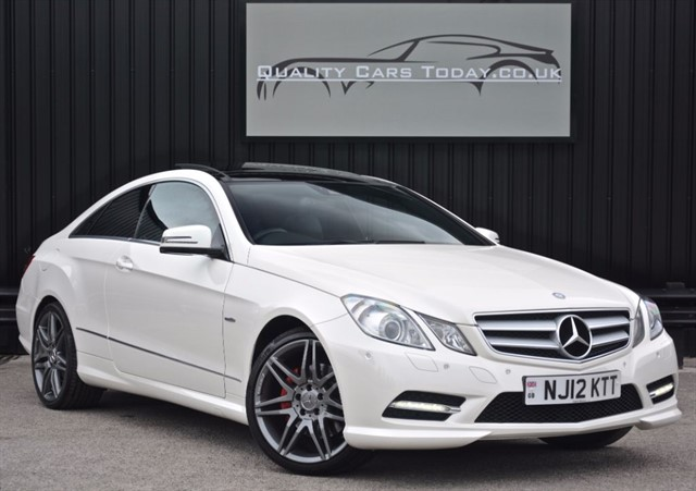 used Mercedes E350 3.0 CDI AMG SPORT ED125 *Massive Spec + Full History* in sheffield