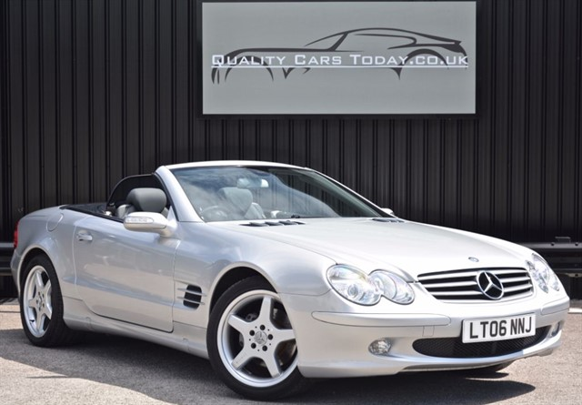 used Mercedes SL SL350 3.7 V6 AMG Wheels *2 Former Keepers + Full History* in sheffield