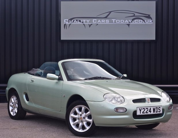 used MG MGF 1.8 *Last Owner 14 years + Full Service History* in sheffield