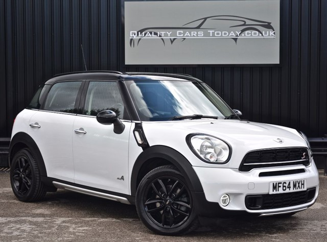 used MINI Countryman Cooper 2.0 SD ALL4 Automatic *MINI TLC* in sheffield