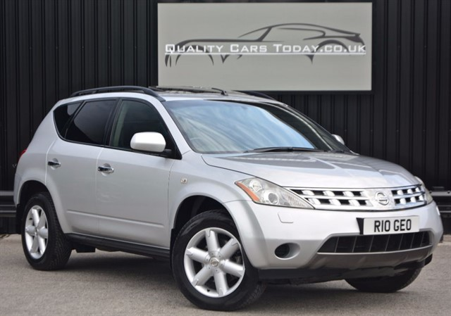 used Nissan Murano 3.5 V6 *Full Service History + Last Owner since 09* in sheffield