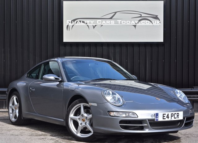 used Porsche 911 (997) CARRERA 2 3.6 Manual *2 Former Keepers + Full Service History* in sheffield