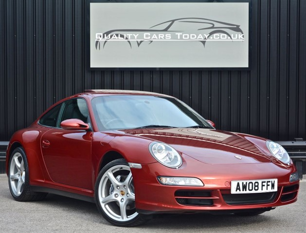 used Porsche 911 ( 997 ) Carrera 4 3.6 Manual *Massive Rare Spec* in sheffield