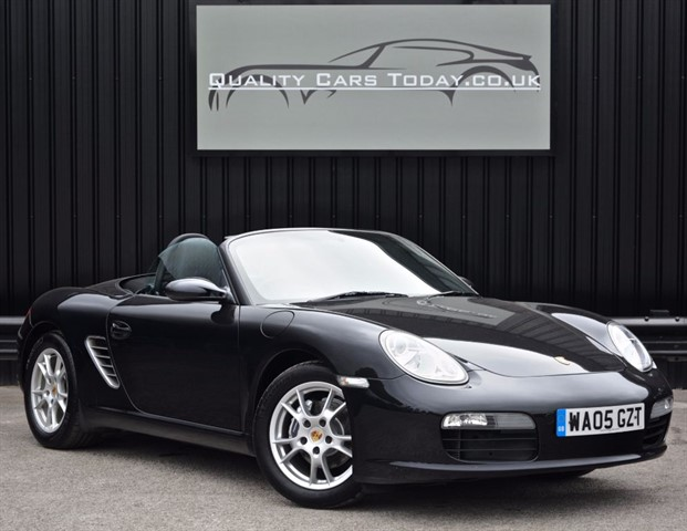 used Porsche Boxster ( 987 ) 2.7 Manual *Just 37k Miles + Full History* in sheffield