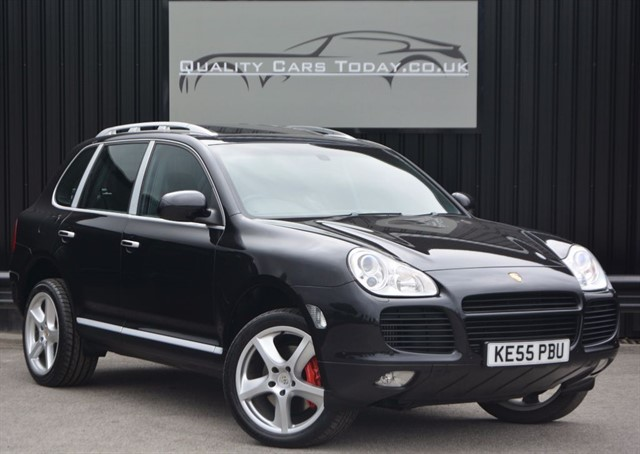 used Porsche Cayenne Turbo 4.5 V8 *Massive Spec + Just 32k Miles* in sheffield