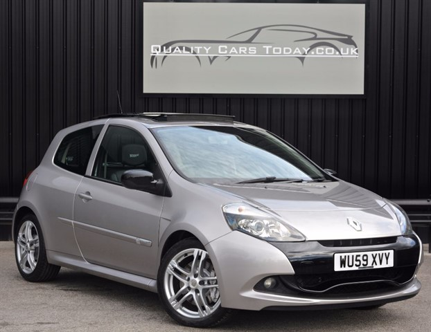 used Renault Clio RENAULTSPORT 200 *1 Owner + Full Renault History* in sheffield