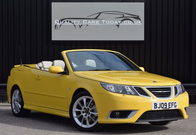 used Saab 9-3 2.0 Turbo Hot Aero *1 Lady Owner* in sheffield
