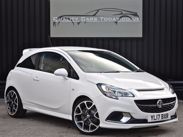 used Vauxhall Corsa VXR Performance Pack *Just 390 Miles*  in sheffield