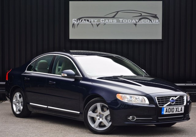 used Volvo S80 2.5 Turbo SE LUX Automatic *Full Volvo History + Rare* in sheffield