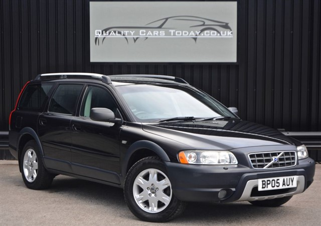 used Volvo XC70 2.4 D5 SE AWD Auto *1 Owner + Exceptional Condition* in sheffield