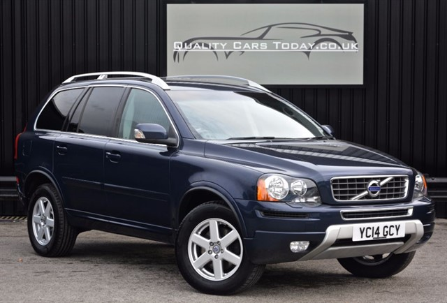 used Volvo XC90 2.4 D5 ES AWD Auto 7 Seats *2 Lady Owners + 21k Miles* in sheffield