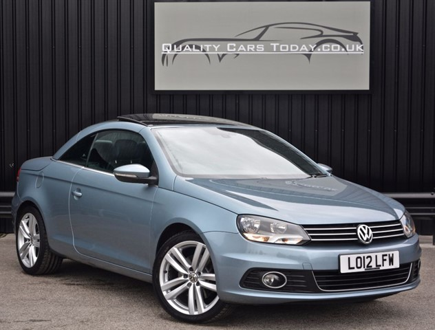 used VW Eos SPORT 2.0 TSI DSG Auto *Facelift + High Spec* in sheffield