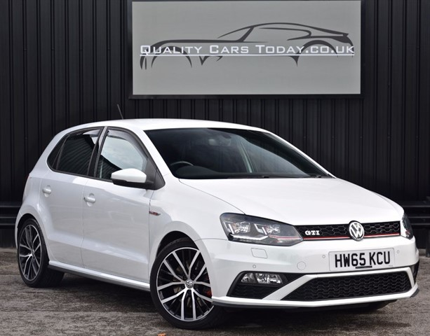 used VW Polo GTI DSG Auto 5dr *Massive Specification*Sport Performance Pack etc in sheffield