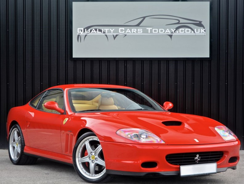 Ferrari 575M for sale