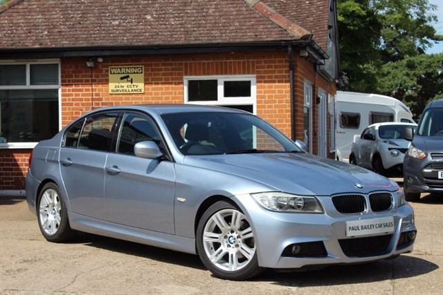 used BMW 318d M SPORT in chelmsford-essex
