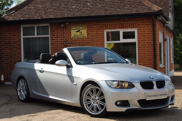 used BMW 320i M SPORT in chelmsford-essex