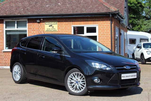 used Ford Focus ZETEC in chelmsford-essex