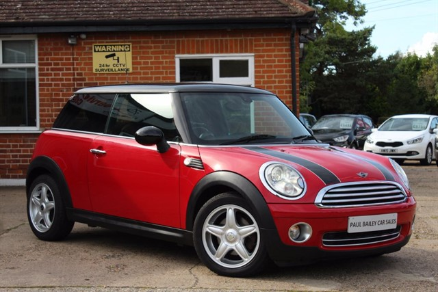 used MINI Hatch COOPER in chelmsford-essex