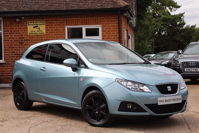 used SEAT Ibiza SE in chelmsford-essex