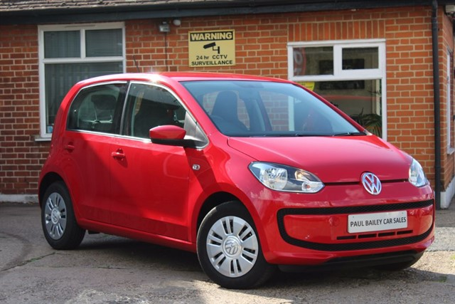 used VW Up MOVE UP in chelmsford-essex