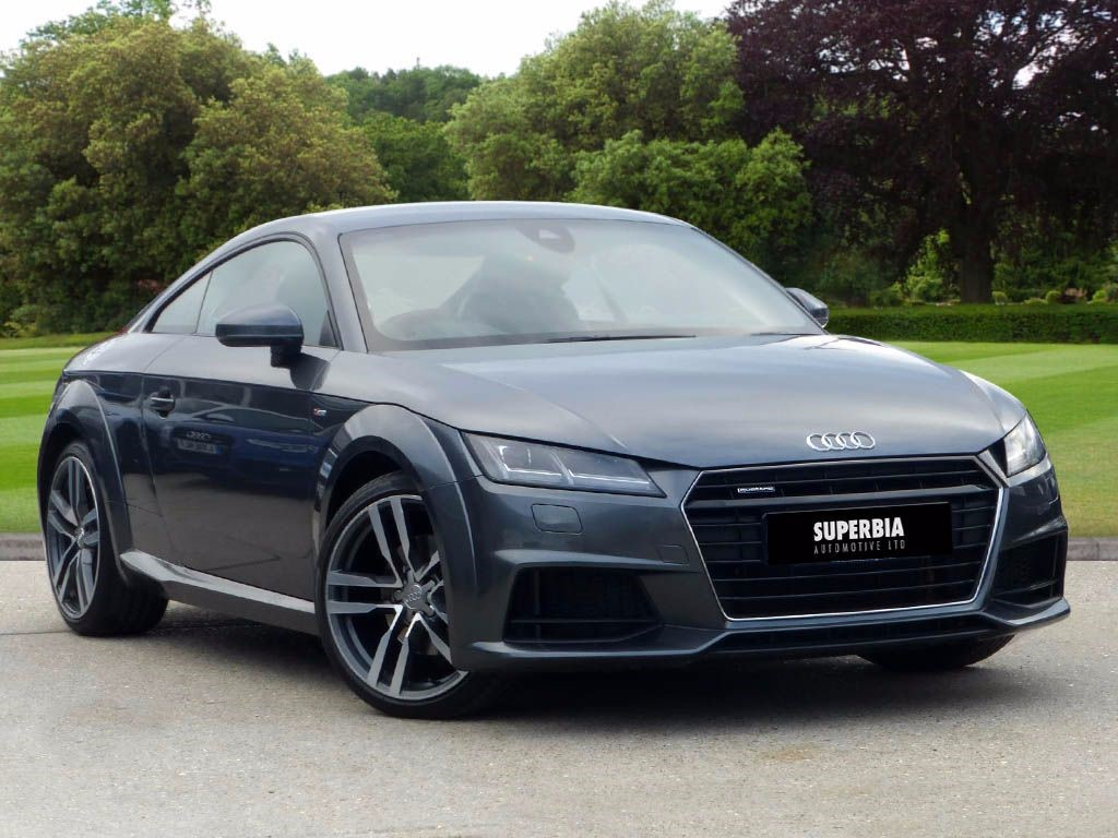 used grey audi tt for sale essex. Black Bedroom Furniture Sets. Home Design Ideas