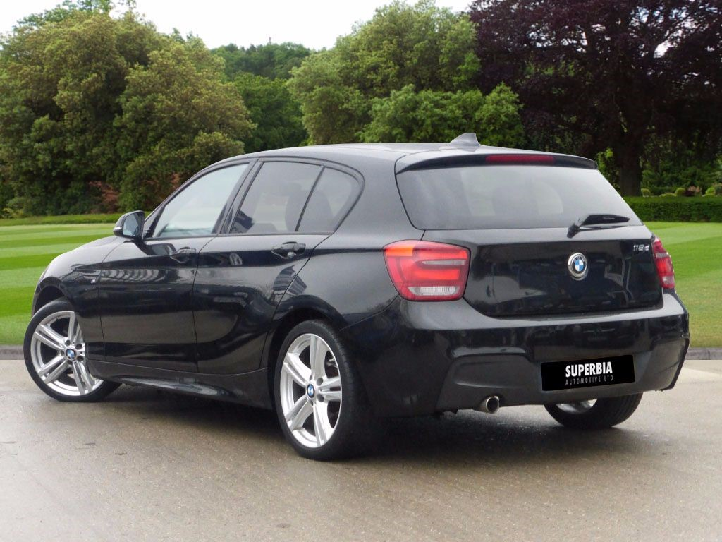 used black sapphire bmw 118d for sale essex. Black Bedroom Furniture Sets. Home Design Ideas