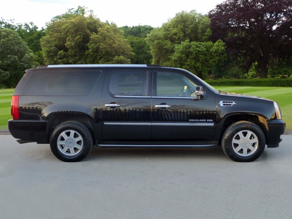Used Black Cadillac Escalade For Sale Essex