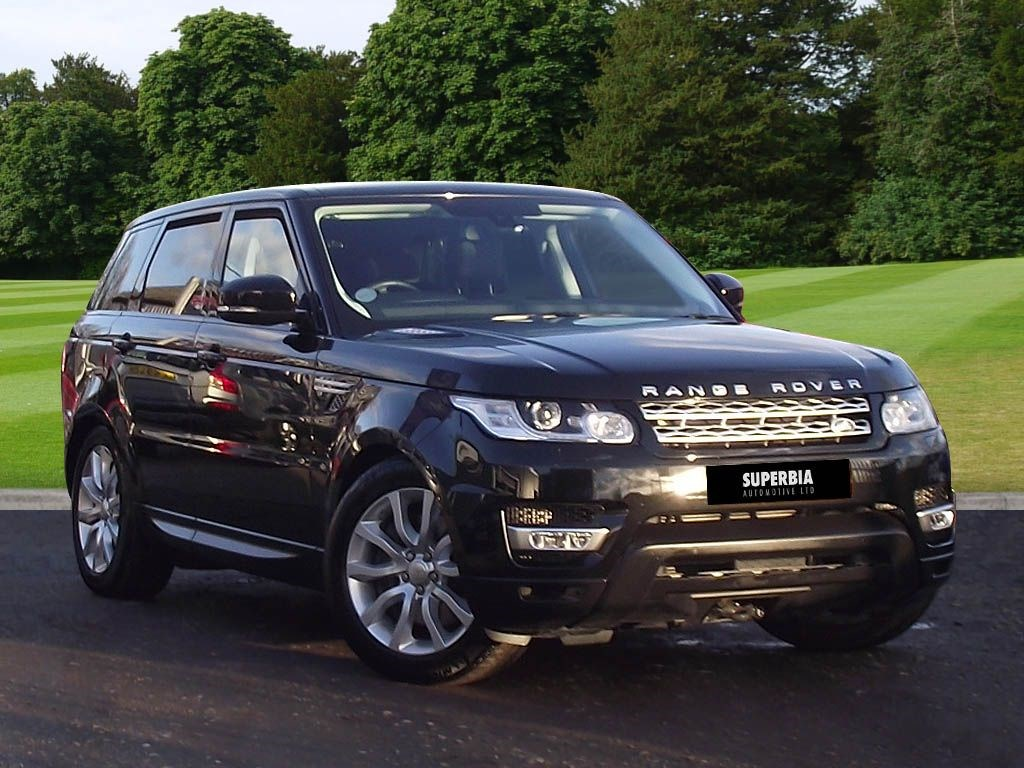 land rover range rover sport sdv6 hse 7 seat for sale romford essex superbia automotive. Black Bedroom Furniture Sets. Home Design Ideas