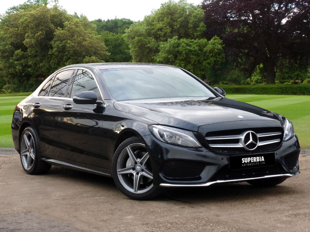 used black mercedes c200 for sale essex. Black Bedroom Furniture Sets. Home Design Ideas