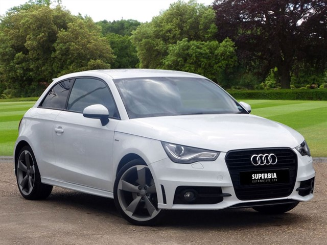 used Audi A1 TFSI S LINE BLACK EDITION in Chelmsford-essex