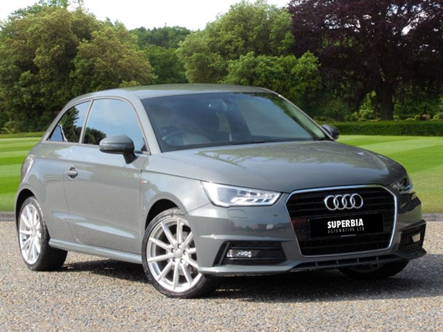 used Audi A1 TFSI S LINE in Chelmsford-essex