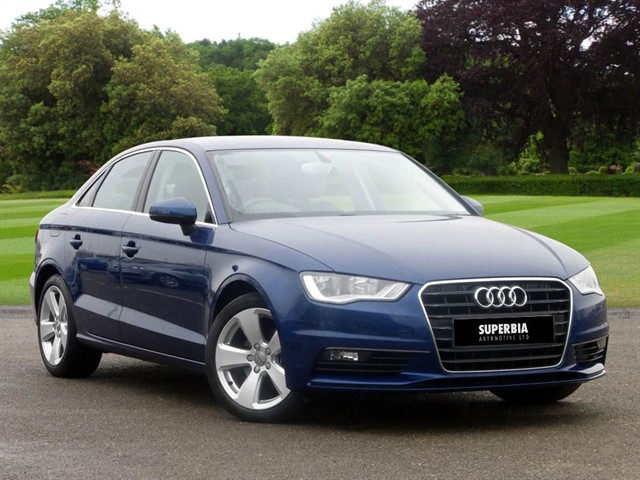 used Audi A3 TFSI SPORT in Chelmsford-essex