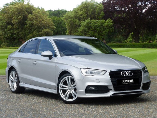 used Audi A3 TFSI S LINE NAV in Chelmsford-essex