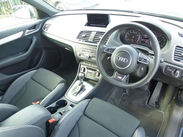 used Audi Q3 TFSI S LINE in romford-essex