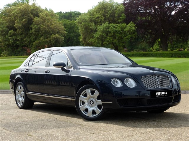 Bentley Continental Flying Spur for sale