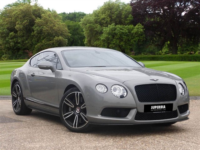 used Bentley Continental GT V8 in Chelmsford-essex