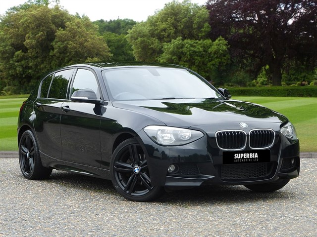 used BMW 120d M SPORT in Chelmsford-essex