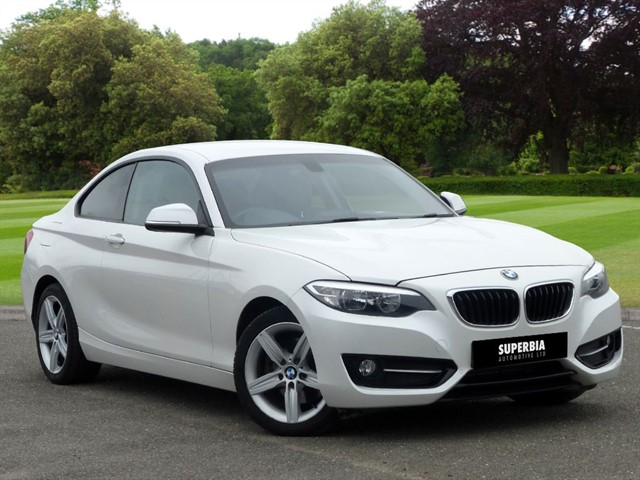 used BMW 220d SPORT in Chelmsford-essex