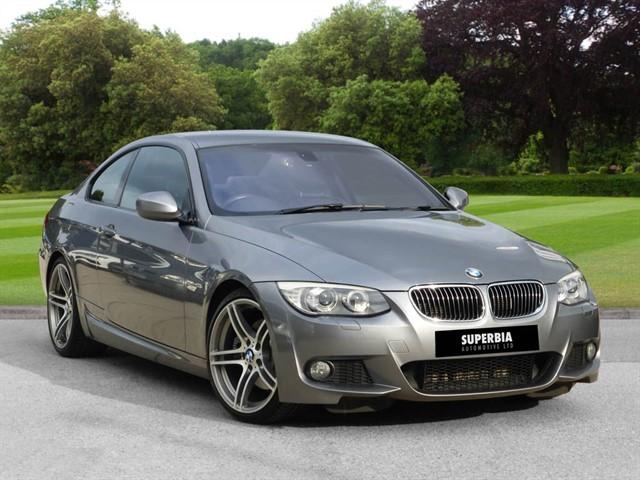 used BMW 330d M SPORT in romford-essex