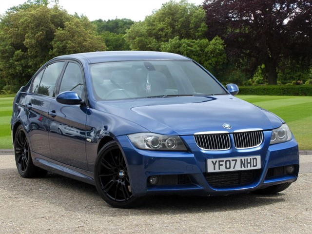 used BMW 335d M SPORT in Chelmsford-essex
