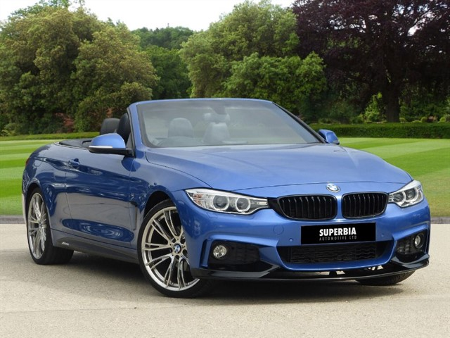 used BMW 420d M SPORT, M Performance in romford-essex