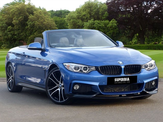 used BMW 420d M SPORT, M Performance in romford-essex
