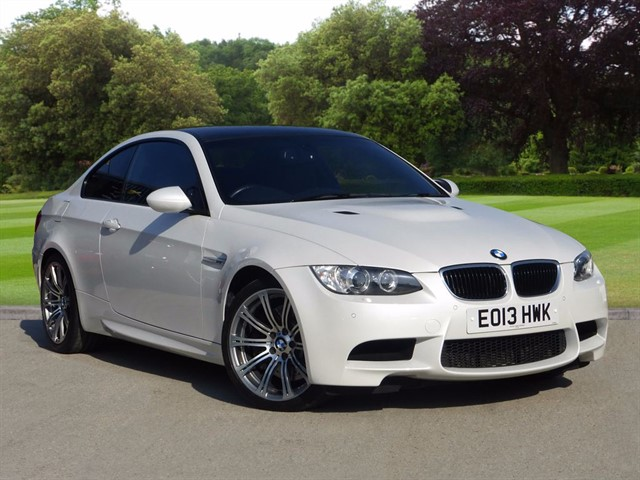 "used BMW M3 DCT, DAB, 19"" ALLOYS in romford-essex"