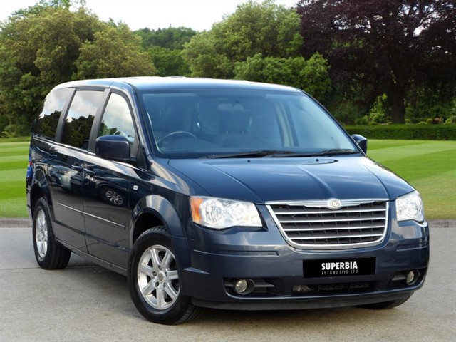 used Chrysler Grand Voyager CRD TOURING in Chelmsford-essex