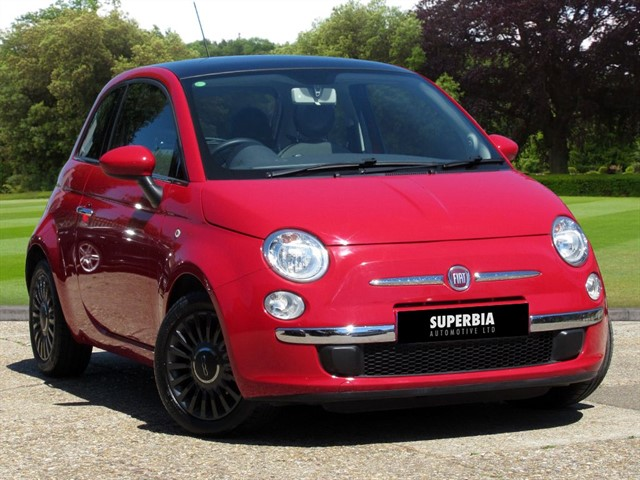 used Fiat 500 LOUNGE DUALOGIC in Chelmsford-essex