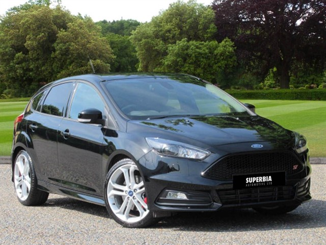 used Ford Focus ST-3 in Chelmsford-essex