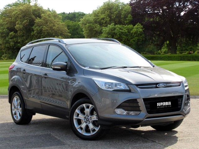 used Ford Kuga TITANIUM TDCI in Chelmsford-essex
